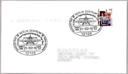 1927: Primer Vuelo Postal BERLIN - PRAG - WIEN. First Postal Flight. Berlin 2002 - Correo Postal
