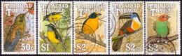 TRINIDAD & TOBAGO 1990-98 SG #790//843 Used Selection With Imprint 1990 (small Fault On $2.50) - Trinidad & Tobago (1962-...)