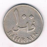 100 FILS 1965 BAHREIN /1606G/ - Bahrain