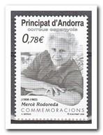 Spaans Andorra 2009, Postfris MNH, Merce Rodoreda - Spaans-Andorra