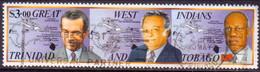 TRINIDAD & TOBAGO 1992 SG #825 $3 Used CARICOM - Trinidad & Tobago (1962-...)