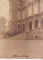 Ittre - Le Château - 1928 - Photo Originale Format 8 X 11 Cm - Lieux