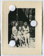 Famille Enfant Homme Femme  Maillot De Bain été  Camping  Snapshot Amateur - Anonymous Persons