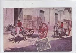 MEXICO. HAULING FREIGHT IN VERA CRUZ. 2011 NEWS COMPANY. OBLITERE.-TBE-BLEUP - Mexico