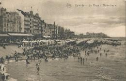 Ostende - Oostende - La Plage à Marée Haute - Star 2289 - Héliotypie De Graeve Gand - Oostende