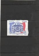 France Yvert N ° 117 Bicentenaire De La Cour Des Comptes - France