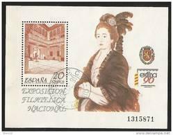 1990-ED. 3068 H.B.-EXFILNA'90-USADO - 1931-Hoy: 2ª República - ... Juan Carlos I