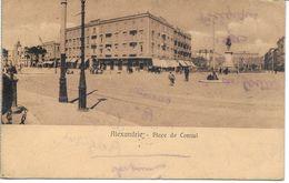 ALEXANDRIE - Place De Consul - Alexandrie