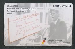 NIEDERLANDE - Haus Der Geschichte - John F. Kennedy -siehe Scan - Niederlande