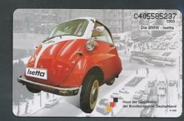 NIEDERLANDE - Haus Der Geschichte - BMW Isetta -siehe Scan - Niederlande