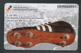 NIEDERLANDE - Haus Der Geschichte - Fußballweltmeisterschaft 1954 -siehe Scan - Niederlande