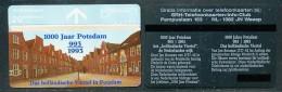NIEDERLANDE - 1000 Jahre Potsdam -siehe Scan - öffentlich