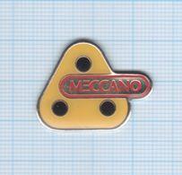 Pin's Jeux Jouets Meccano - Games