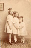 Kleine Mädchen AK - Anonymous Persons