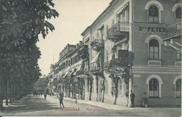 1856. Franzensbad  - Morgenzeile - República Checa