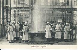 1864. Karlsbad * Sprudel - República Checa