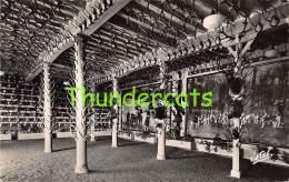 CPA PHOTO FOTO LE LE CHATEAU DE CHEVERNY LE MUSEE DE VENERIE MUSEUMHUNT CHASSE HUNTING - Musées