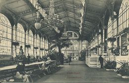 1886. Karlsbad - Sprudelhalle - República Checa