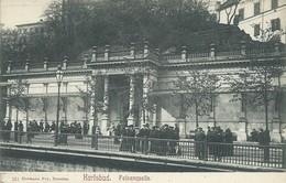 1890. Karlsbad - Felsenquelle - República Checa