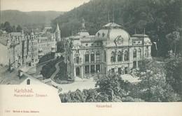 1894. Karlsbad - Marienbader Strasse - República Checa