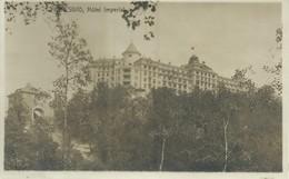 1896. Karlsbad - Hotel Imperial - República Checa