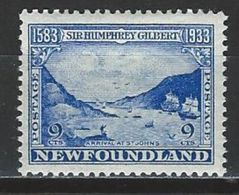 Newfoundland SG 243, Mi 207 * MH - Newfoundland