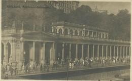 1898. Karlsbad - Muhlbrunn Colonnade - República Checa