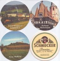 #D199-107 Reeks Viltjes Schmucker - Sous-bocks