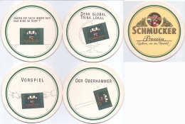 #D199-111 Reeks Viltjes Schmucker - Sous-bocks