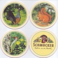 #D199-122 Reeks Viltjes Schmucker - Sous-bocks