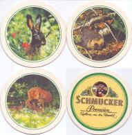 #D199-123 Reeks Viltjes Schmucker - Sous-bocks