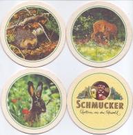 #D199-124 Reeks Viltjes Schmucker - Sous-bocks