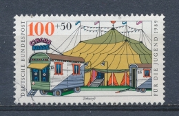 Duitsland/Germany/Allemagne/Deutschland 1989 Mi: 1414  (Gebr/used/obl/o)(3465) - [7] West-Duitsland