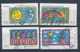 Duitsland/Germany/Allemagne/Deutschland 2008 Mi: 2665-2668  (Gebr/used/obl/o)(3474) - Gebruikt
