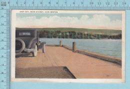 N.B. Canada - CPA East Bay Near Sydney  Cap Breton - Cape Breton