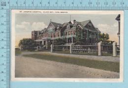 N.B. Canada - CPA St. Josephs Hospital Glace Bay  Cap Breton - Cape Breton