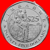 2003 Zimbabwe  $ 25 - Zimbabwe