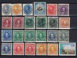 Venezuela, Lot Of 24 Old Stamps  * / **, MH / MNH - Venezuela