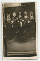 Bulgarian Women With Folk Costume And Man Pose For A Photo T180-49 - Anonymous Persons