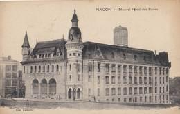 MACON: Nouvel Hôtel Des Postes - Macon