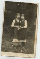 Bulgarian Women Pose For Photo With Folk Costume  37;-49 - Anonymous Persons