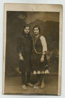 Bulgarian Women Pose For Photo With Folk Costume  39;-49 - Anonymous Persons