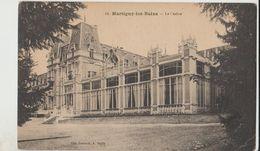 Cpa ( 83 Var) Martigny-les-bains , Le Casino - France