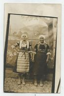 Bulgarian Women Pose For Photo With Folk Costume  T179-49 - Anonymous Persons