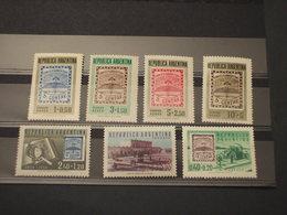 ARGENTINA - 1958 100anniversario 8 Valori - NUOVI(++) - Nuovi