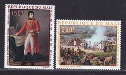 MALI AERIENS N°   66 & 67 ** MNH Neufs Sans Charnière, TB (D6018) Napoléon 1er, Tableaux - Mali (1959-...)