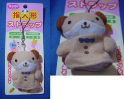 Decorative Strap : Finger Puppet - Charms