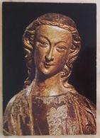 ABBAYE DE CLERVAUX - LUXEMBOURG - Vierge Mosane. Detail (XIV S.) Nv - Clervaux