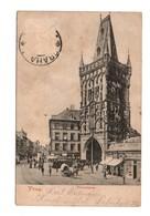 TCHÉQUIE . PRAG . PULVERTURM - Réf. N°8583 - - Tchéquie