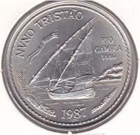 Portugal - 100 Escudos (100$00) 1987 - Nuno Tristão - UNC - Portugal